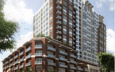 Greco's Railings Selected for 21-Story Residential High-Rise in San Jose