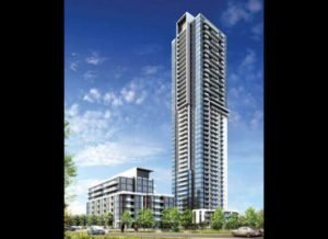 Alto Aria high rise with glass railings - small