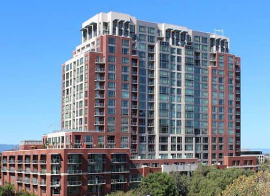 Centerra Apartments – Glass Railings