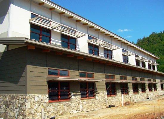 Cherokee High School – Sunshades