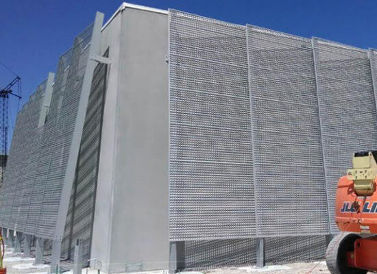 Federal Office Building – Screen Walls