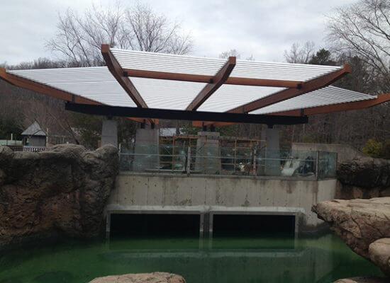 North Carolina Zoo – Sunshades