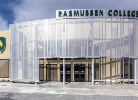 Rasmussen College – Screen Walls