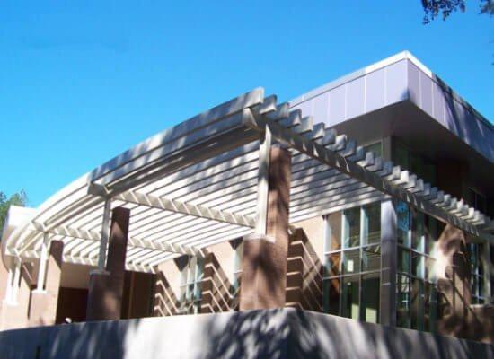 Scana HQ Campus – Trellises