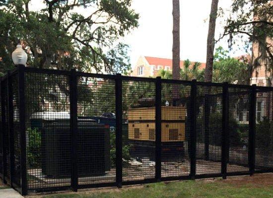 University of Florida – Screen Walls