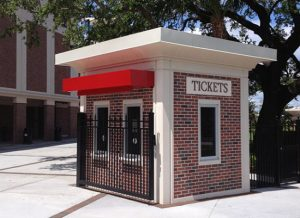 University of Tampa Lacrosse Facility Canopy