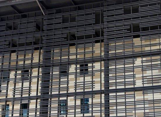 Valencia College – Screen Walls