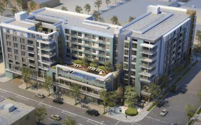 Emerald, LA's Newest Apartment Complex will Feature GRECO Railings and Privacy Dividers