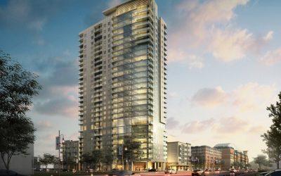 Greco Aluminum Railings Chosen for Luxury Houston Residential Tower
