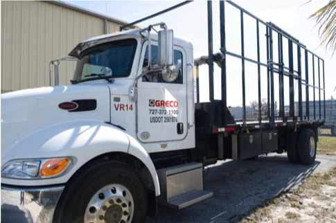 GRECO Delivery Truck 3