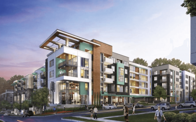 Grubb Properties Selects GRECO Railings for Link Montford Apartments Community in Charlotte, NC