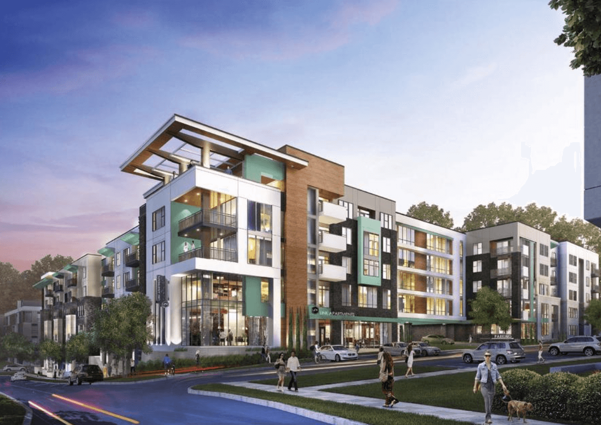 Apartments Community in Charlotte