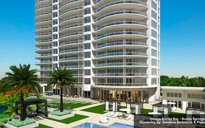 Luxury High-Rise Condo will have Laminated Glass Railings, Green Screens, Louvers & Trellises by GRECO