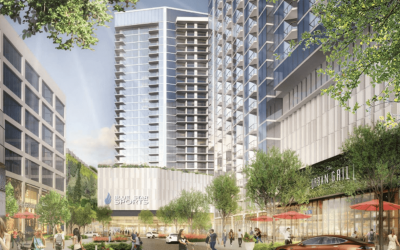 The Crossing in Dallas will Feature Over 6,000 Linear Feet of GRECO Railings