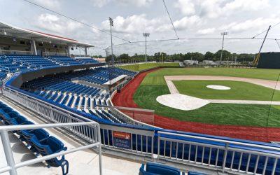 University of Florida's $65-Million New Ballpark Completed