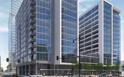 GRECO's Awarded Contract for Chicago's Alta Grand Central Apartment Buildings