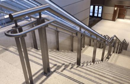 interior stainless steel railing 2