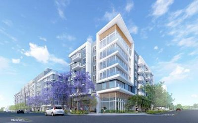 New Los Angeles Development Includes GRECO Legacy Railings