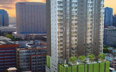 Greco Aluminum Railings Awarded Railing Package on 30-Story Apartment Tower in Phoenix