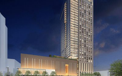 The Victor, One of Dallas' Most Anticipated Arrivals, Will Have GRECO Railing