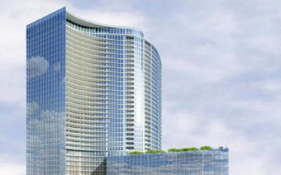 Greco Awarded Railings for Nashville's Newest High-Rise Tower