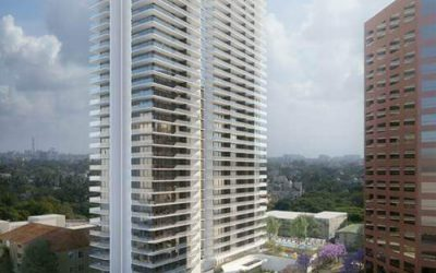 New Los Angeles High-Rise Apartment Tower Will Have Greco's Railings
