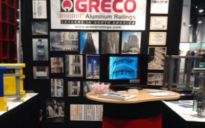 2016 World of Concrete Provides Great Venue for Greco to Showcase Renovation Products