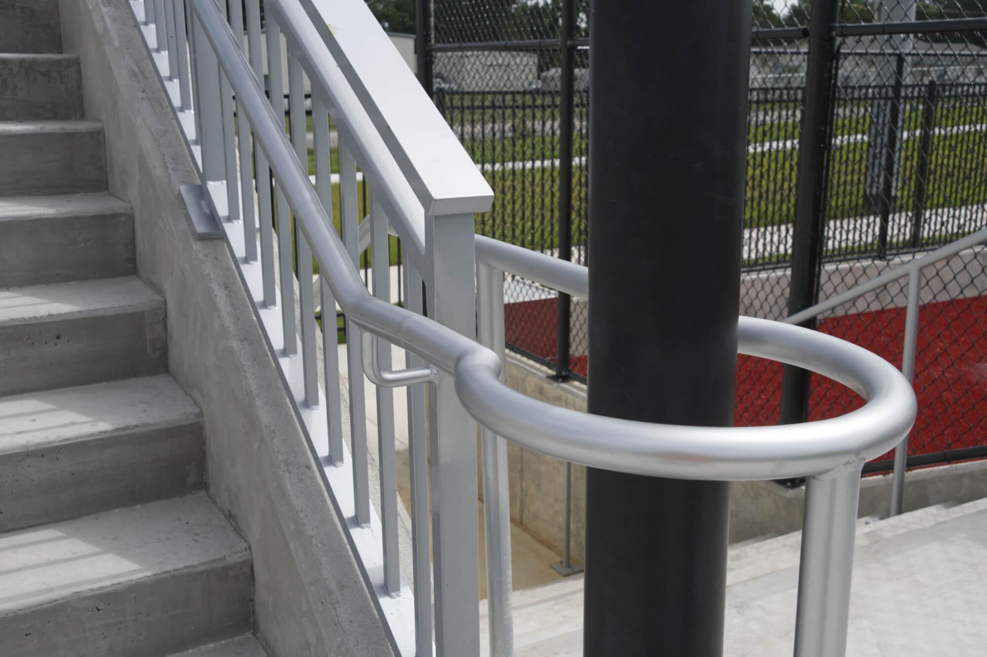 Aluminum Railing and Handrail