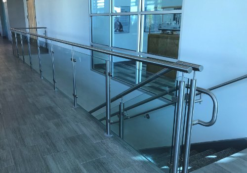 510SS Glass Railing