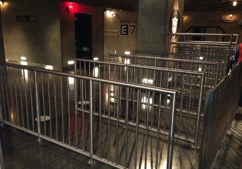300S Stainless Steel Railing