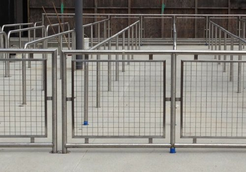 G505S stainless steel railing